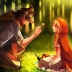Angela e la Costellazione del cacciatore e il lupo.